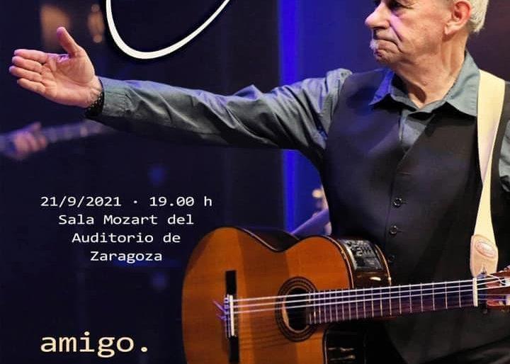 Enlace permanente a:Concierto homenaje a Joaquín Carbonell, 21 de septiembre 2021