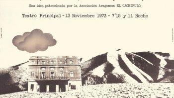 Enlace permanente a:Primer encuentro de la Música Popular Aragonesa (45 aniversario)